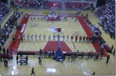 Flamengo x Universo - JOGO 2 - HSBC Arena 019
