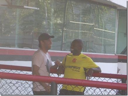 Treino do Flamengo - 17 de julho 001