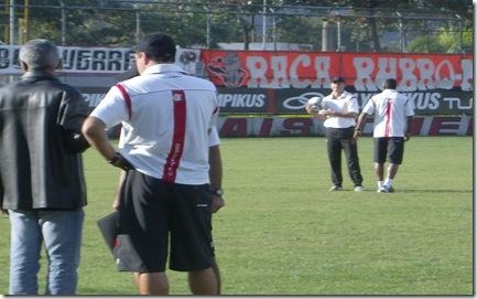 Treino do Flamengo - 17 de julho 006