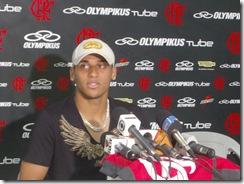 Treino do Flamengo - 17 de julho 010